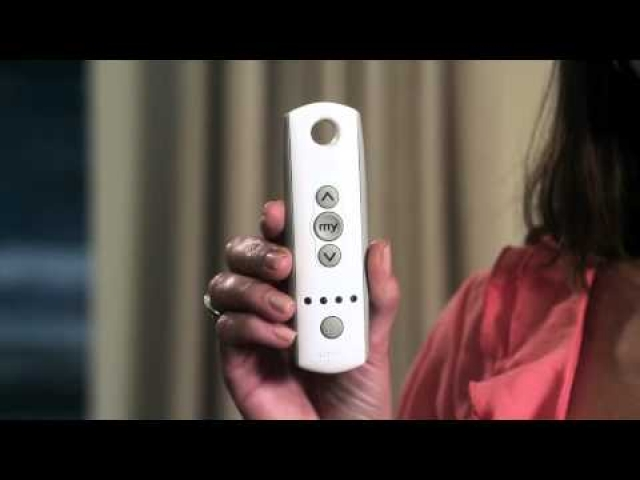 Adding New Remotes to Control your Motorized Window Coverings