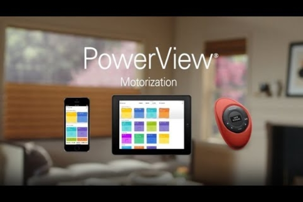 PowerView® Motorization System Overview - Motorized Shades - Hunter Douglas