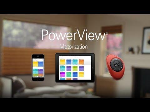 PowerView® Motorization System Overview - Motorized Shades - Hunter Douglas
